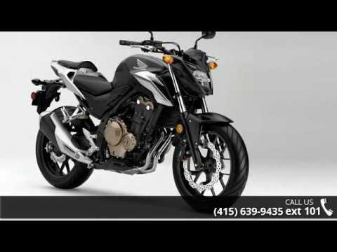 2016 Honda CB500F  - SF Moto - San Francisco, CA 94103