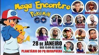 Mega Encontro Pokémon GO CONFIRMADO! by Pokémon GO Gameplay