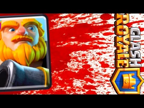 Clash Royale - Another BLOODY RG Deck...
