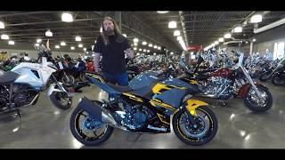 10. 2018 Kawasaki Ninja 400