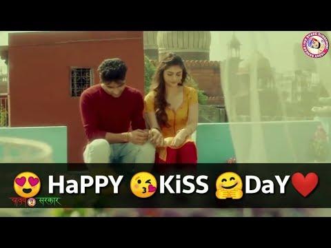 Short quotes - Kiss Status  Short Kiss Quotes for Whatsapp Facebook  किस डे स्टेटस हिंदी  New Kiss Status 2019