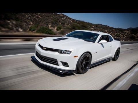 0 Better off Zed: Jay Leno's Exclusive Drive of the New Camaro Z/28 [Video]