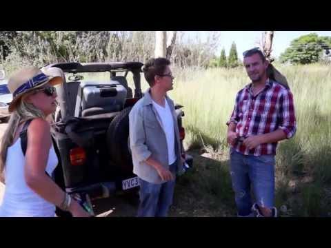 Jy lyk goed in my hemp music video – Behind the scenes