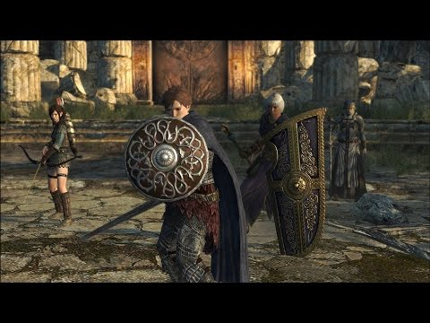 Dragon's Dogma Online Playstation 4