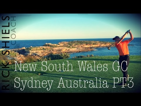 Part 3 New South Wales Golf Club, Sydney