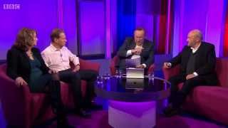 George Galloway hammers Jacqui Smith on bombing ISIS - BBC This Week - 25th September 2014