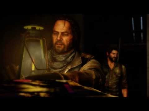 the last of us the truck - This is the song that plays where you need to push the truck along with Bill at the end of the
