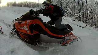 3. ARCTIC CAT F8 SNO PRO snowmobile
