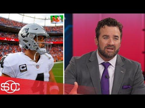 NFL Analysis: Oakland Raiders lose to Broncos despite Derek Carr's great game | SportsCenter | ESPN