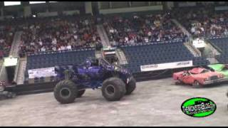 Winter Nationals Monster Truck Spectacular - Estero, FL 2010