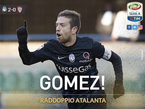 Atalanta-Cagliari 2-0 Sintesi HD - Highlights - All Goals