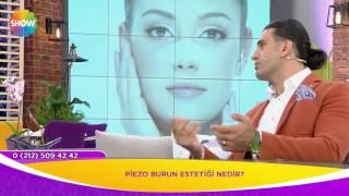 Show TV - İclal Aydınla Yeniden - Rinoplasti - Op. Dr. Bülent Koç
