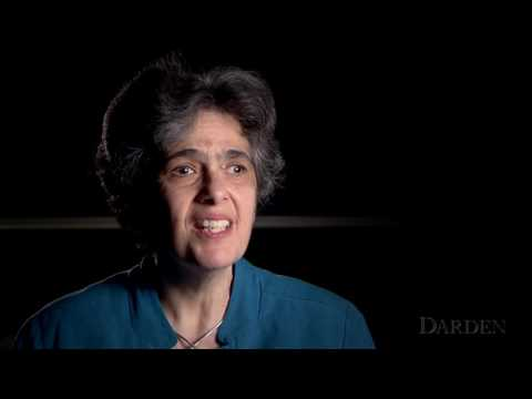 Darden Faculty Profile: Mary Gentile