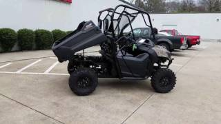 2. 2017 Honda Pioneer 700 Deluxe Walk-Around Video | Phantom Camo | Review @ HondaProKevin.com