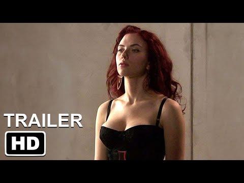 BLACK WIDOW (2020) Trailer HD   Scarlett Johansson, Jeremy Renner    MARVEL MOVIE 2020.  FHD 60FPS
