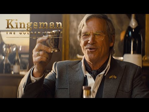 "Kingsman: The Golden Circle | ""100 Proof Heroes"" TV Commercial 