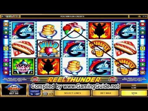 All Slots Casino Reel Thunder Video Slots