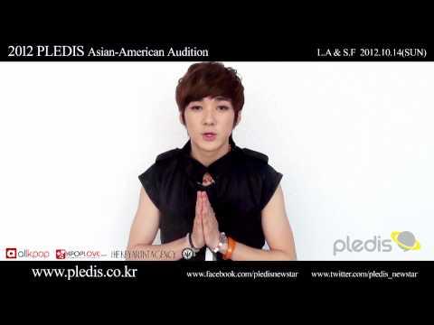 [ETC] 2012 PLEDIS Asian-American Audition in USA