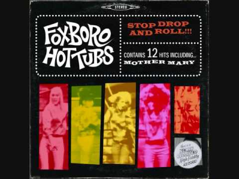 Mother Mary - Foxboro Hot Tubs