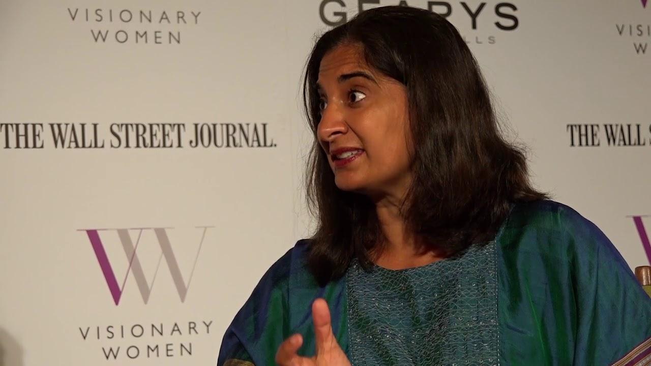 Aspirations and Wellness with Mallika Chopra