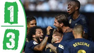 Cеlta Vіgo vs Real Mаdrіd 1-3 Highlights & Goals Resumen y Goles 2019