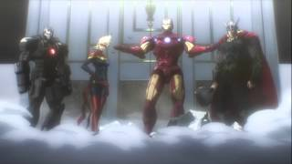 Avengers Confidential  Black Widow   Punisher   Trailer
