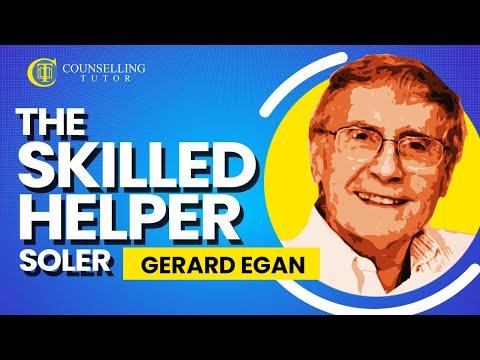 key concepts of gerard egan s skilled helper model