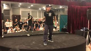 Kei – Together Time 2018 Popping Workshop