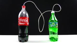Video Coca Cola OUT of Bubbles ? How to ReCarbonate Coca Cola or make any soda drink in 5 Minutes MP3, 3GP, MP4, WEBM, AVI, FLV Maret 2019