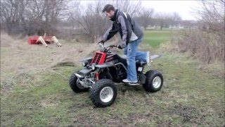 1. Yamaha Banshee 350 twin - Full Throttle Reviews!!!