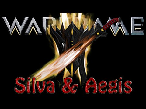 Warframe 160 Lets Build Silva & Aegis