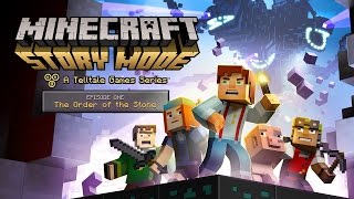 Minecraft: Story Mode E1: The Order of the Stone