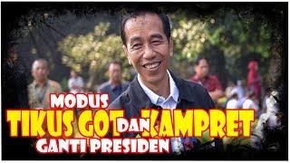 Video Modus Tikus Got dan Kampret Ganti Presiden MP3, 3GP, MP4, WEBM, AVI, FLV Oktober 2018