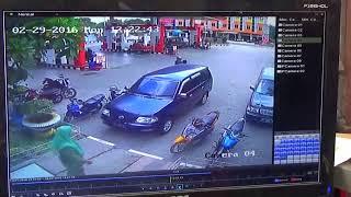 Video CCTV PERAMPOK S P B U  BERSENPI 450 JUTA RAIB MP3, 3GP, MP4, WEBM, AVI, FLV September 2018