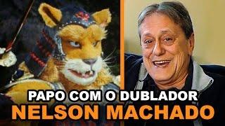 Video Papo com Nelson Machado - TokuDoc MP3, 3GP, MP4, WEBM, AVI, FLV Oktober 2018