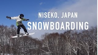 Niseko Japan  city pictures gallery : Snowboarding Niseko Japan 2015