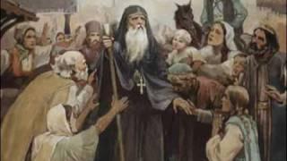Бог с нами (God with Us) Българската църковна песен (Bulgarian church music) This is orthodox church music in Old Bulgarian...