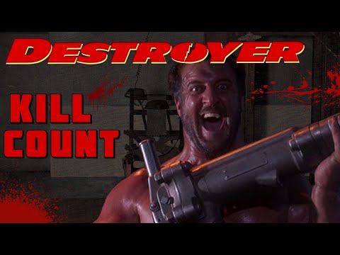 Destroyer (1988) - Kill Count S05 - Death Central