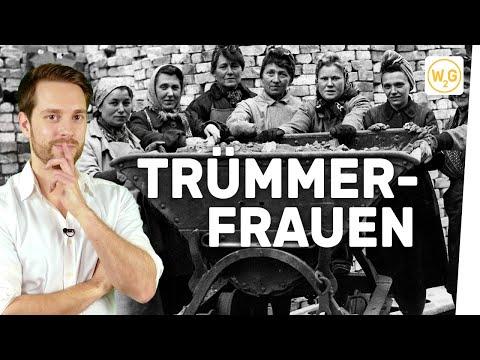 Die deutsche Trümmerfrau - Heldin oder Mythos?