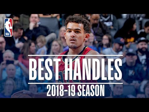 Video: Trae Young's Best Handles | 2018-19 NBA Season | #NBAHandlesWeek