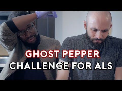 For Garmt | The Hot Pepper Challenge for ALS