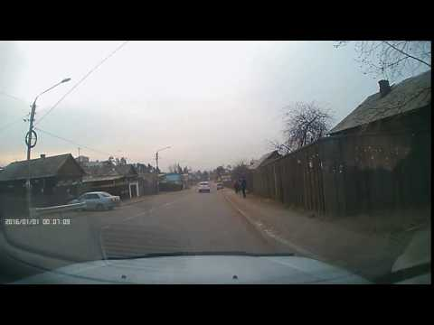 Авария в Улан-Удэ