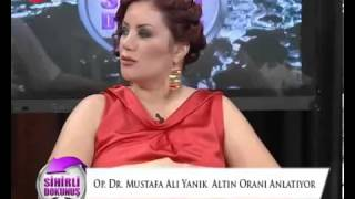 Op Dr Mustafa Ali Yanık Yüzdeki Altın Oranı Anlatıyor