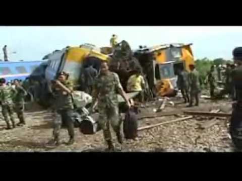มูลนิธิป่อเต็กตึ๊ง                 POH TECK TUNG FOUNDATION   อุบัติเหตุรถไฟตกราง