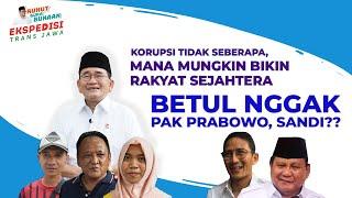 Video Korupsi Tidak Seberapa, Mana Mungkin Bikin Rakyat Sejahtera, Betul Nggak Pak Prabowo-Sandiaga? MP3, 3GP, MP4, WEBM, AVI, FLV Februari 2019