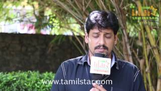 Vidharth at Kadu Movie Team Interview