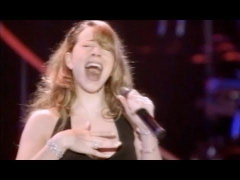 (REMASTERED HD) Mariah Carey- Vision of Love Live Tokyo 1996