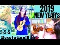 3 New Year's Resolutions I 2019 I Violinist Grace UnHae Kwon