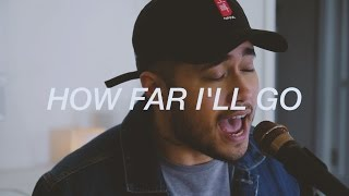 Video How Far I'll Go - Alessia Cara  (Cover by Travis Atreo) MP3, 3GP, MP4, WEBM, AVI, FLV Juni 2018