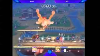 Boiko (Ness) vs DVD (Toon Link) Thursday Night Smash Grand Finals